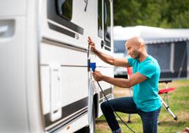 Accessori caravan e camper