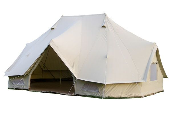 Hypercamp Emperor XL tenda conica