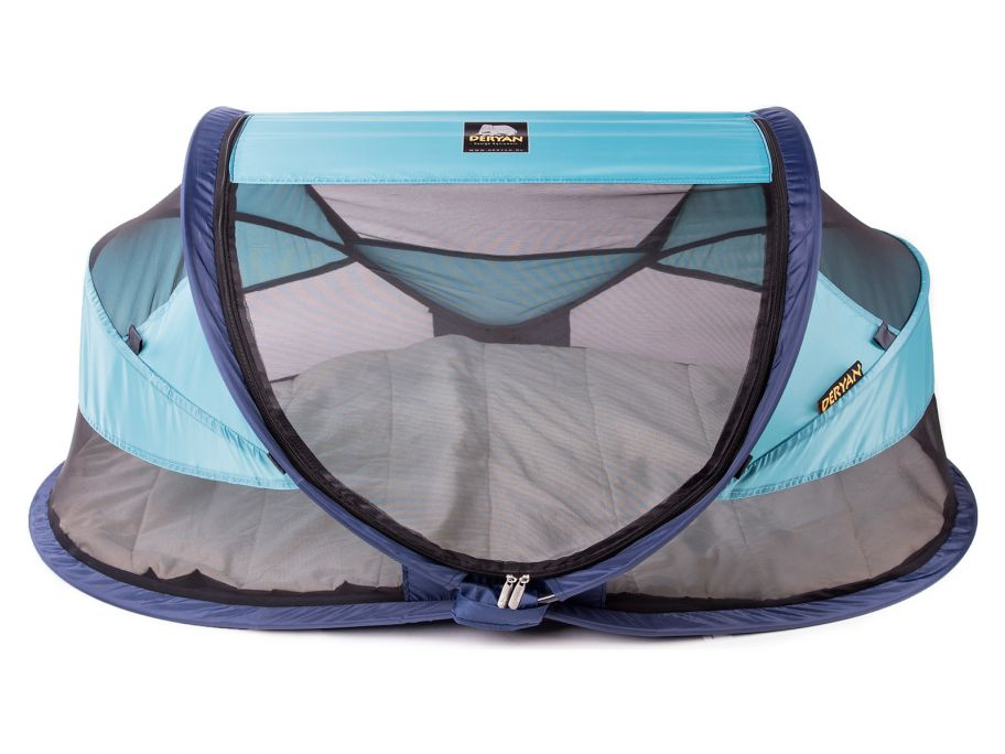 Deryan Travel-Cot Baby Luxe lettino