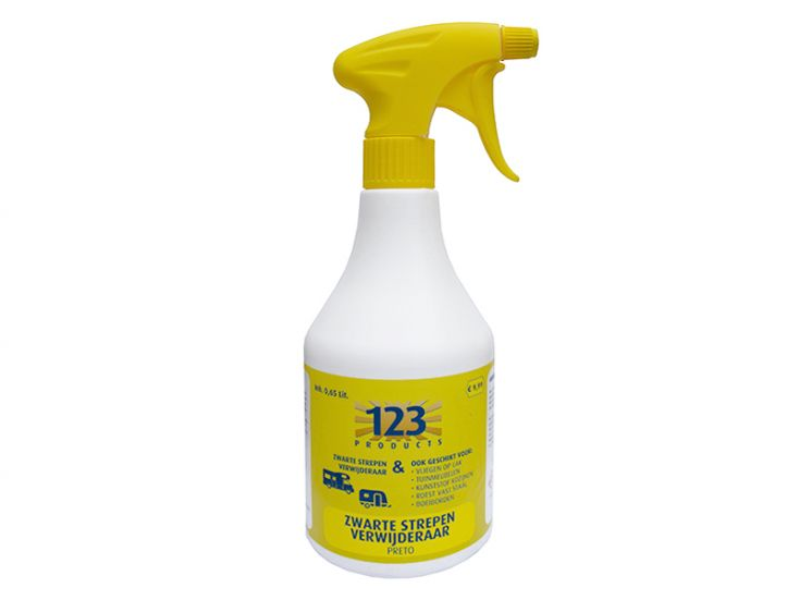 123 Products pulitore per righe nere