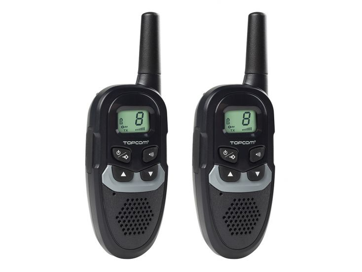 TopCom RC-6410 Twintalker walkie talkie