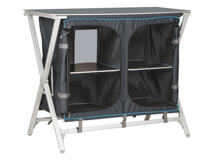 Bo-Camp mobiletto Easy-to-fold Solid Deluxe