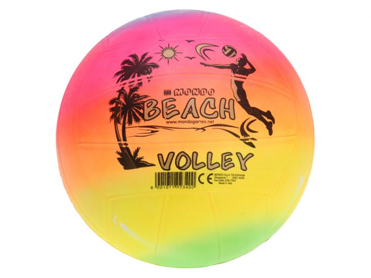 Rainbow pallone da beach volley