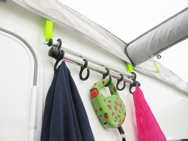 Kampa AccessoryTrack Hanging Rail appendiabiti