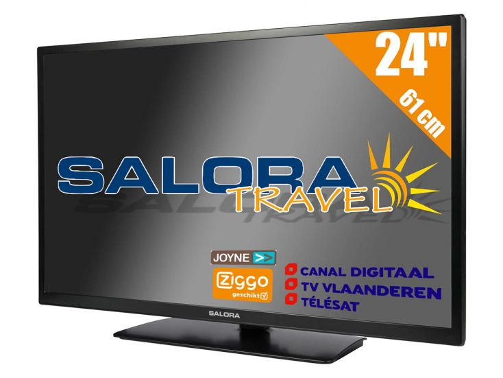 Salora Travel televisore