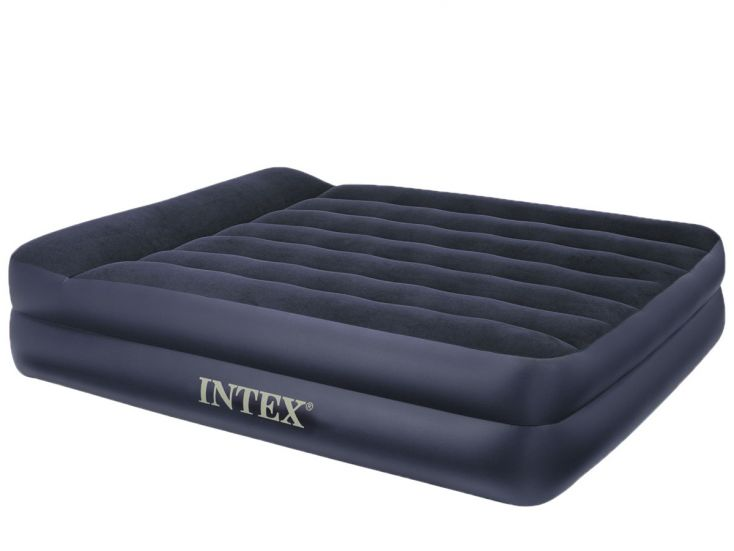 Intex Pillow Rest Raised Queen materasso ad aria