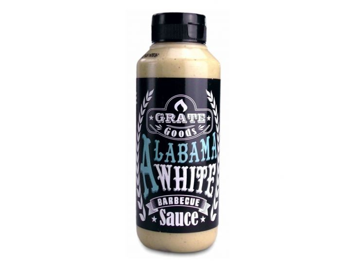 Grate Goods Alabama White salsa per barbecue