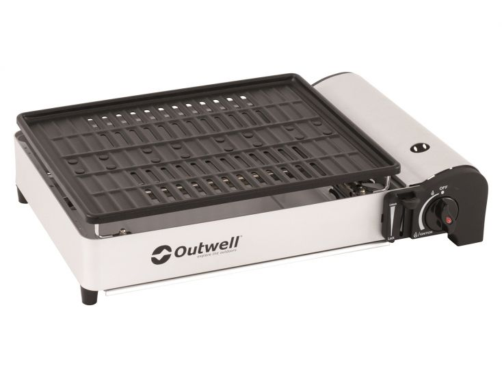 Outwell Crest barbecue a gas