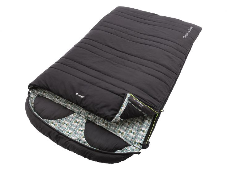 Outwell sacco a pelo Camper Luxe Double