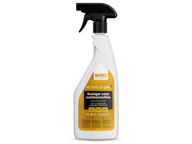 WME Active Clean detergente spray piccolo