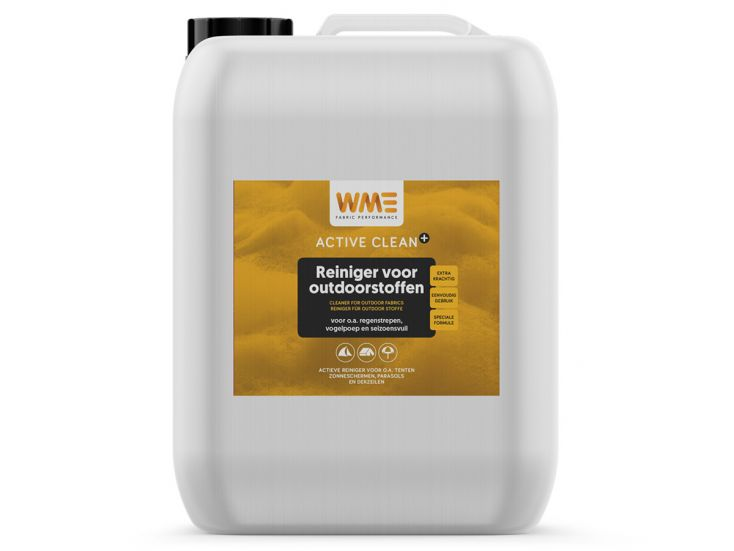 WME Active Clean detergente in tanica