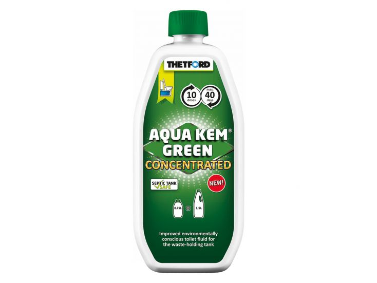 Thetford Aqua Kem Green Concentrated liquido per toilette