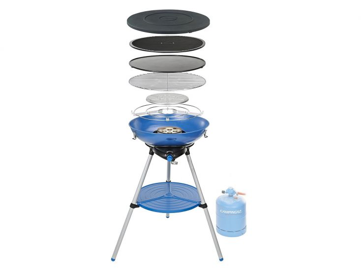 Campingaz Party Grill Compact 600 barbecue a gas 50 mbar