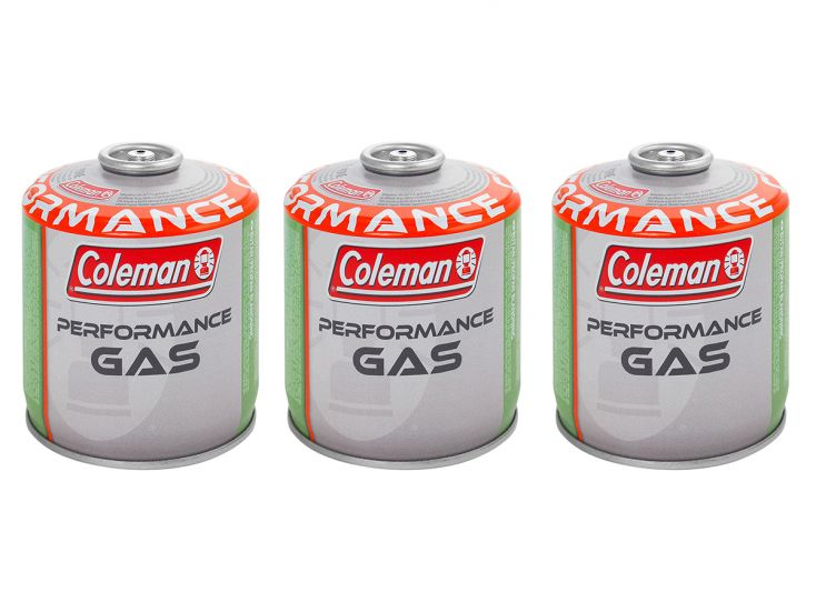 Coleman multipacco cartucce gas C500