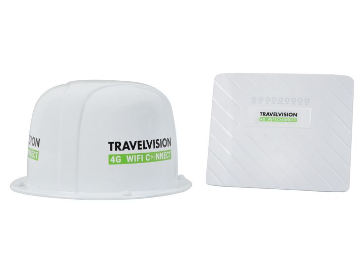 Travelvision 4G-WifiConnect antenna Wi-Fi